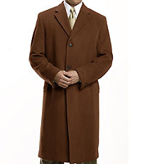 Executive Merino Wool Full Length Topcoat Big and Tall CLEARANCE $199.98 AT vintagedancer.com
