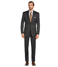 Signature Collection Imperial Blend Traditional Fit Stripe Men's Suit