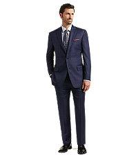 Men S Suits Black Navy Amp Grey Business Suits Jos A Bank
