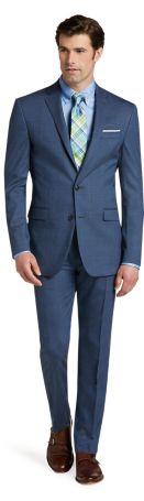 1905 Collection Slim Fit Herringbone Suit - Men's Suits | JoS. A Bank