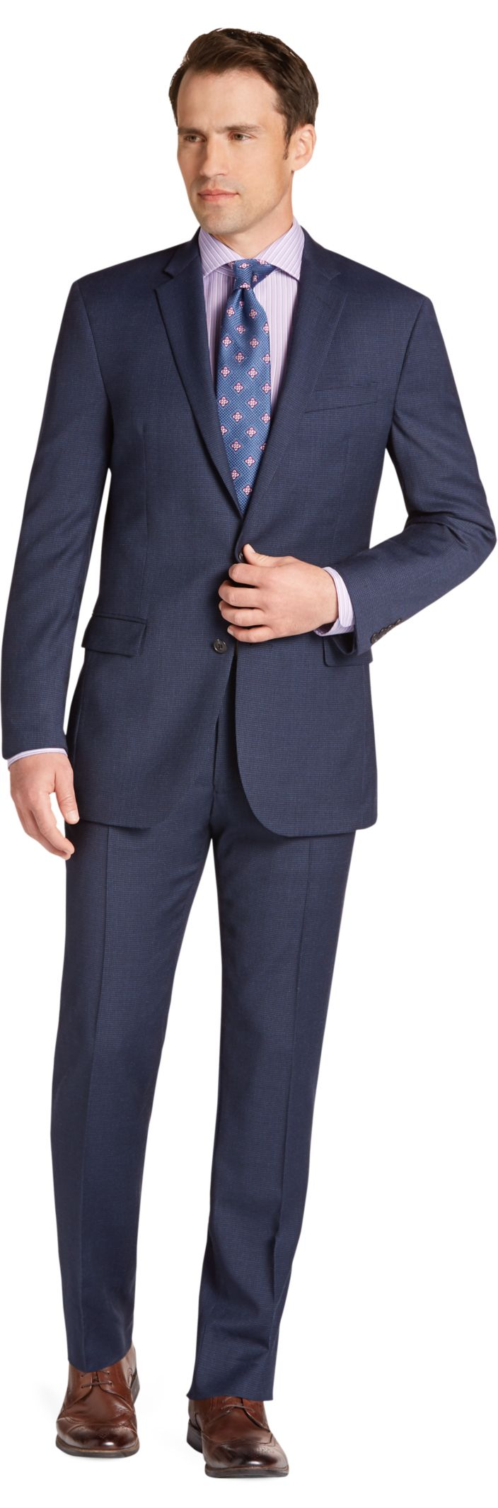 Slim Fit Suits | Shop Men's Skinny Fit Suits | JoS. A. Bank Clothiers