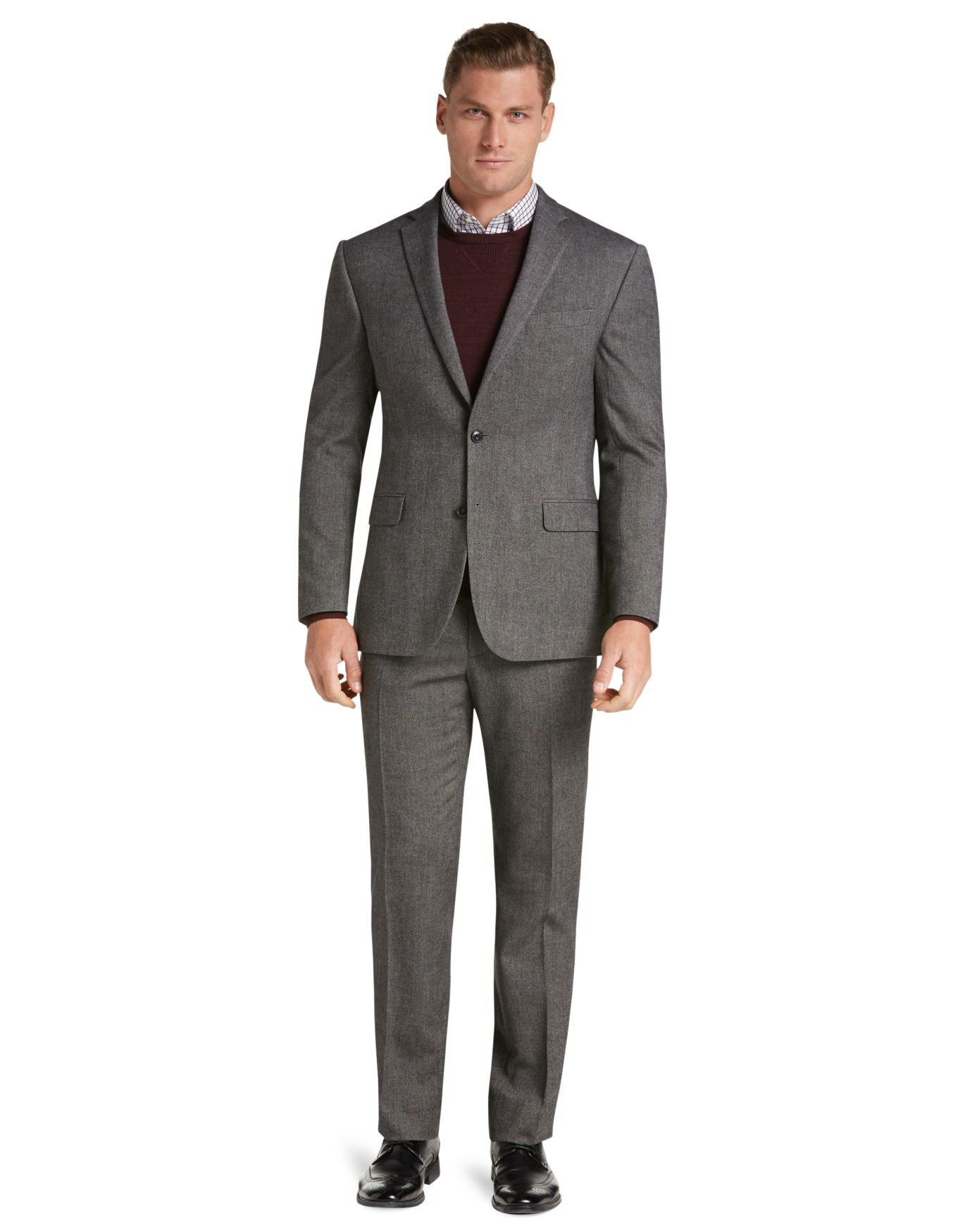 Slim Fit Suits   Shop Men's Skinny Fit Suits   JoS. A. Bank Clothiers