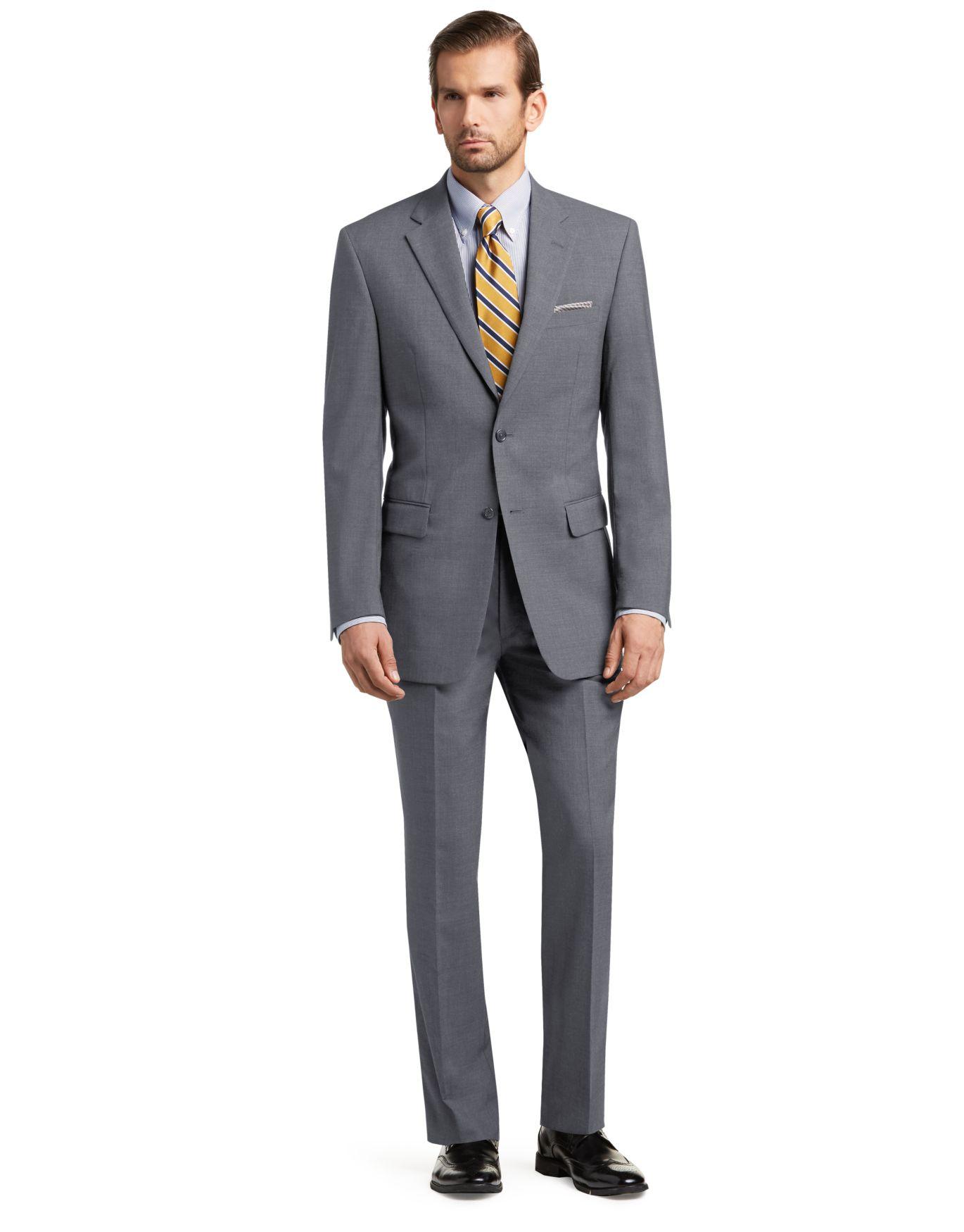 Traditional Fit Suits   Shop Men's Classic Fit Suits   JoS. A. Bank