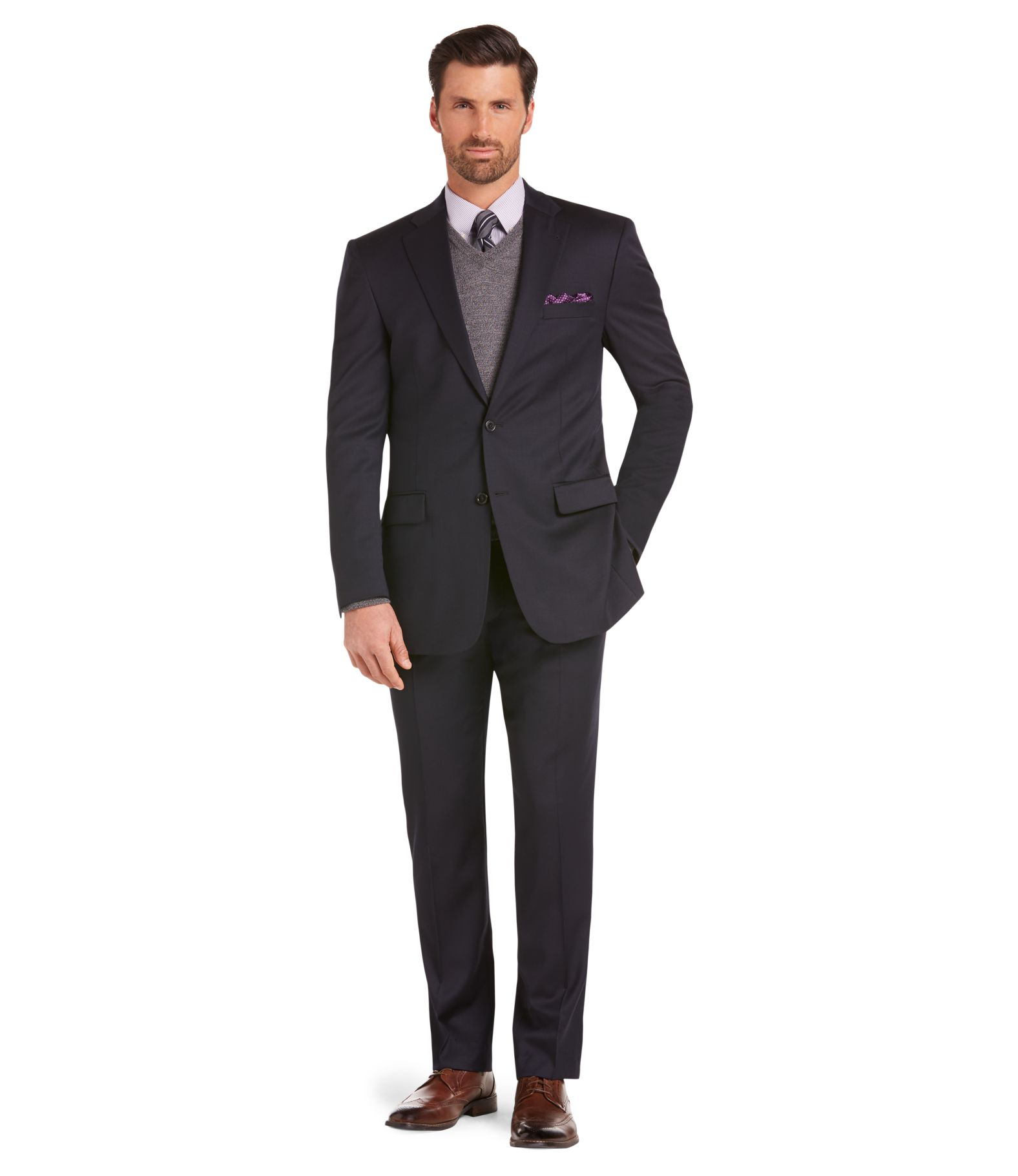Men S Suits: Mens Suits Navy