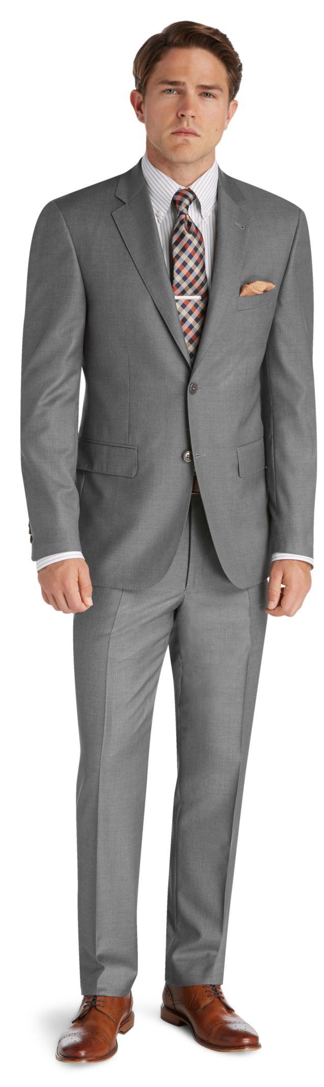 Dark Grey or Medium Grey suit? : malefashionadvice