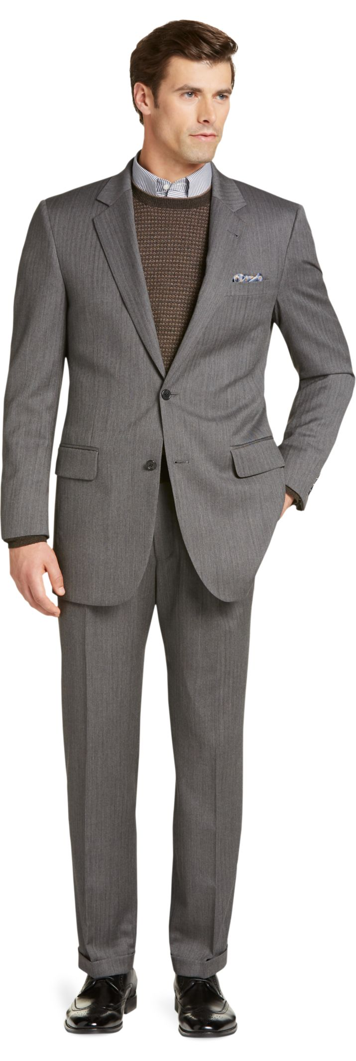 Signature Suits | Men's Suits | JoS. A. Bank Clothiers