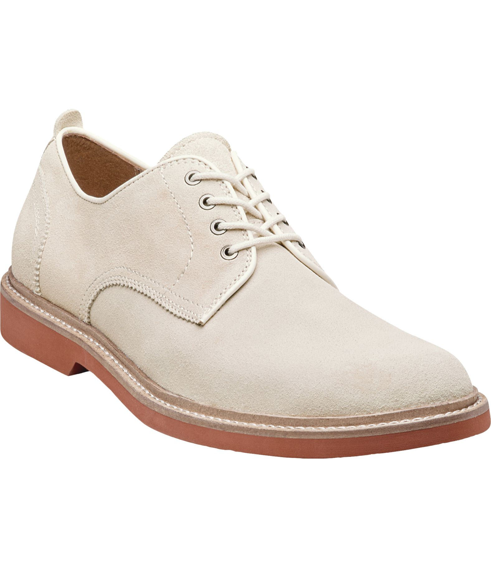 1960s Menswear Clothing & Fashion Ideas Bucktown Oxford by Florsheim Mens Shoes -  $115.00 AT vintagedancer.com