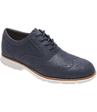 Rockport Total Motion Fusion Wingtip Oxfords