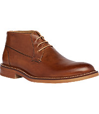 Joseph Abboud Oslow Leather Chukka BootS Men's Shoes