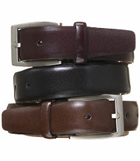 Feather Edge Dress Belt