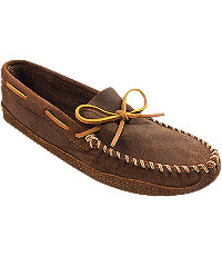 Minnetonka Soft Sole Moccasin Slippers