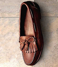 Braddock Shawl Tassel Loafers by Cole Haan