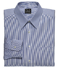 Traveler Fine-Line Point Collar Dress Shirt