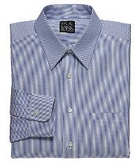 Traveler Fine-Line Point Collar Dress Shirt Big or Tall