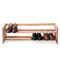 Jos. A. Bank Cedar Shoe Rack