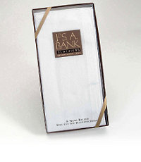 Pure Cotton Handkerchiefs (6 Pack)