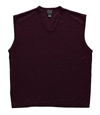Signature Merino Wool Sweater Vest
