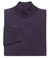 Signature Merino Wool Mock Sweater