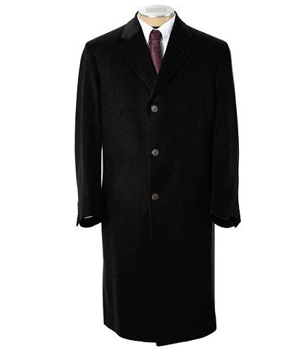 Full Length Cashmere Topcoat