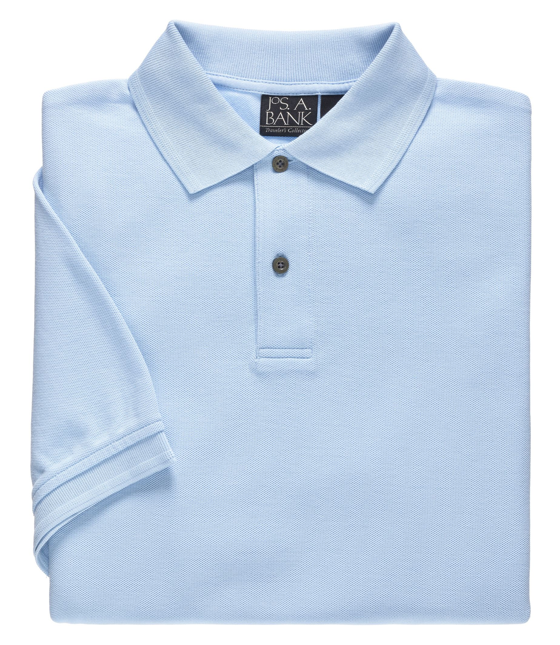 Wrinkle Free Dress Shirts Stay polished and professional effortlessly with wrinkle free dress shirts. Dress shirts in wrinkle free fabrics like sateen eliminate the need for ironing or pressing, so they're a great choice for men with busy schedules.