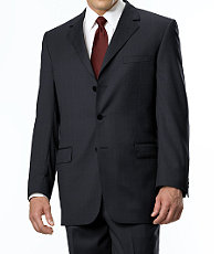 Signature Gold 3-Button Wool Suit