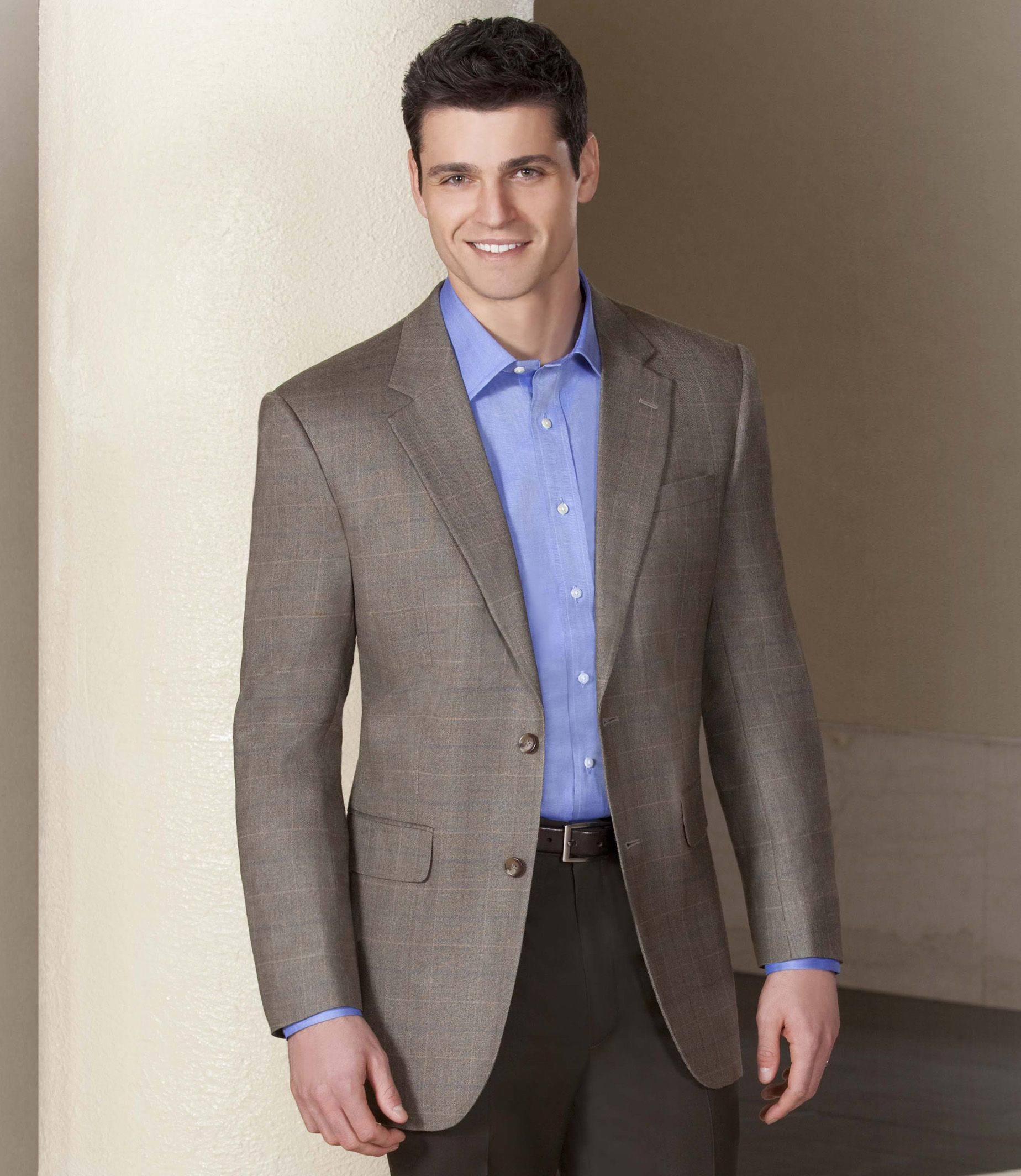 Men's sport coats are available in a wide variety of colors and styles at Sears, ranging from two-button cotton sport coats to knit blazers that make it easy to roll up your sleeves when it's time to work. Give yourself a style boost without needing to worry about getting that suit or .