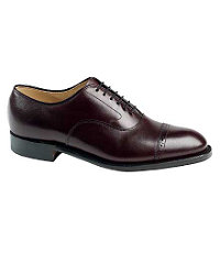 Aldrich II Shoe by Johnston & Murphy