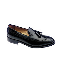 Deerfield Wing Shoe by Johnston & Murphy