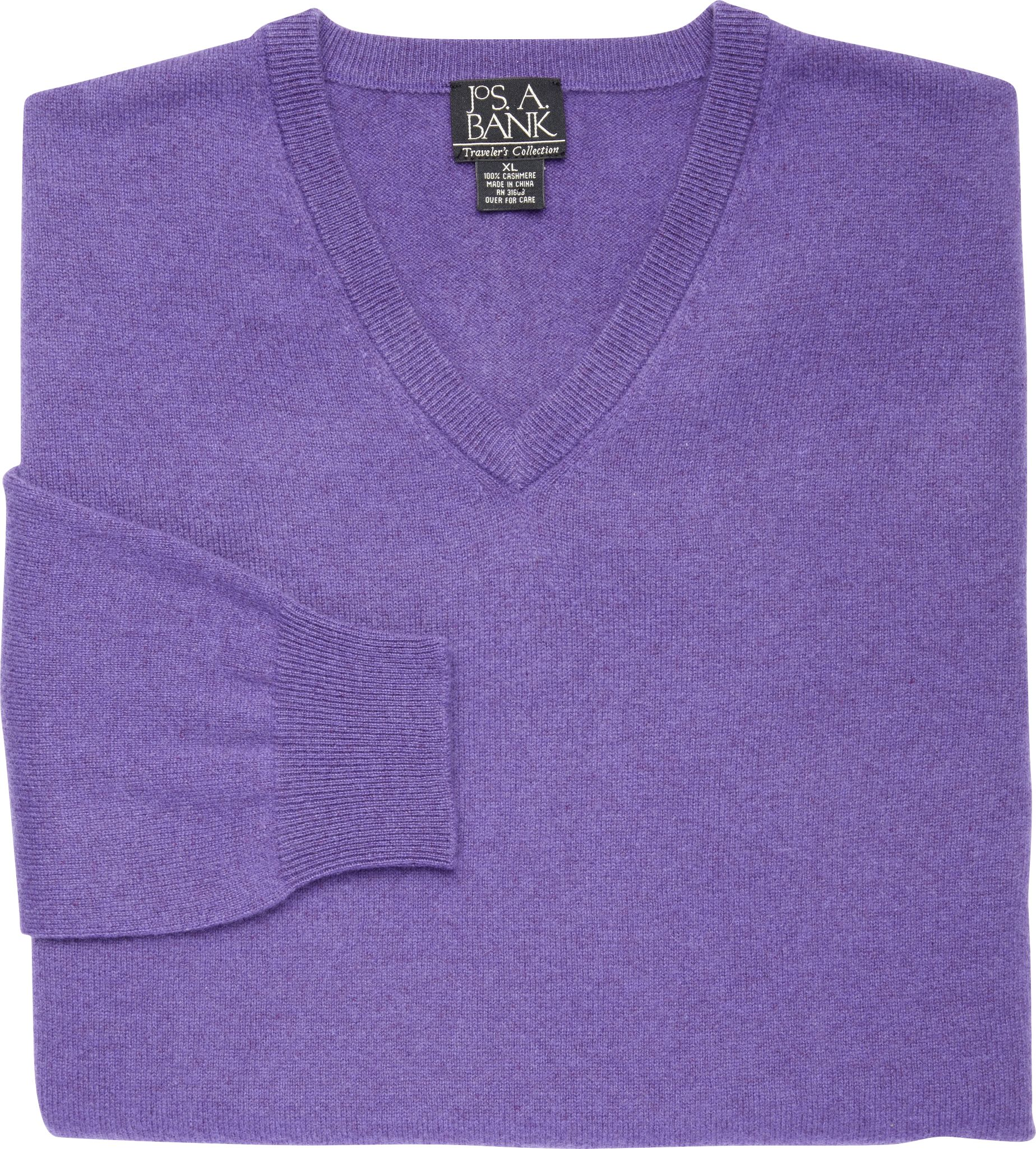 Cashmere Sweaters | Men's Sweaters | JoS. A. Bank Clothiers