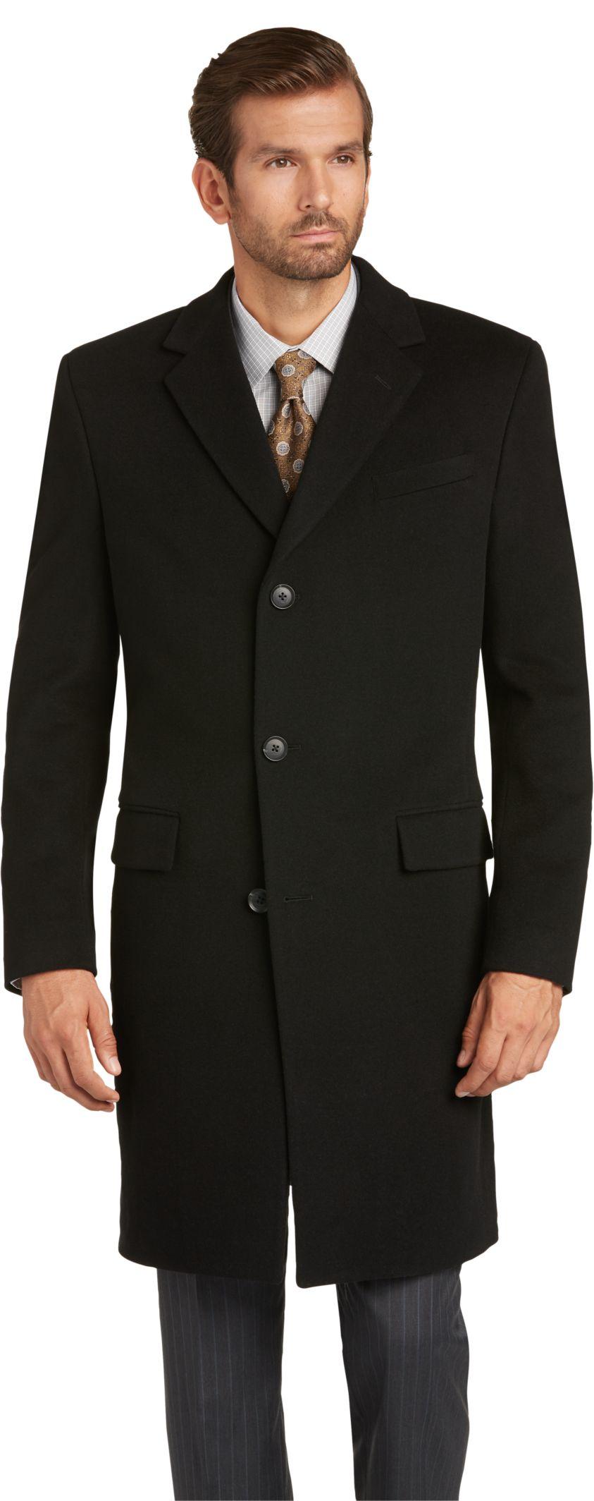 Men's Overcoats & Topcoats | Men's Outerwear | JoS. A. Bank Clothiers