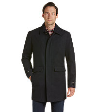 Men's Big & Tall Outerwear, Top Coats, Long Coats & Leather ...