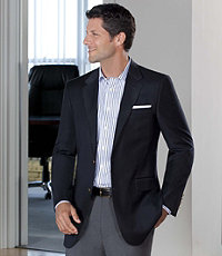Signature 2-Button Wool Blazer