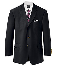 Signature 3-Button Wool Blazer