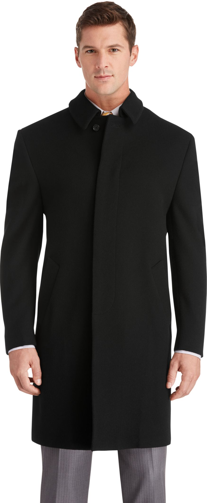 Wool Coat Clearance - results from brands JH Design, Calvin Klein, Stafford, products like Men's Irvine Park Wool Car Coat by Blair, Brown, Size S R, Men's Irvine Park Wool Car Coat by Blair, Brown, Size L TL, Jos A Bank Traveler Collection Tailored Fit Sharkskin Plaid Men's Suit CLEARANCE .