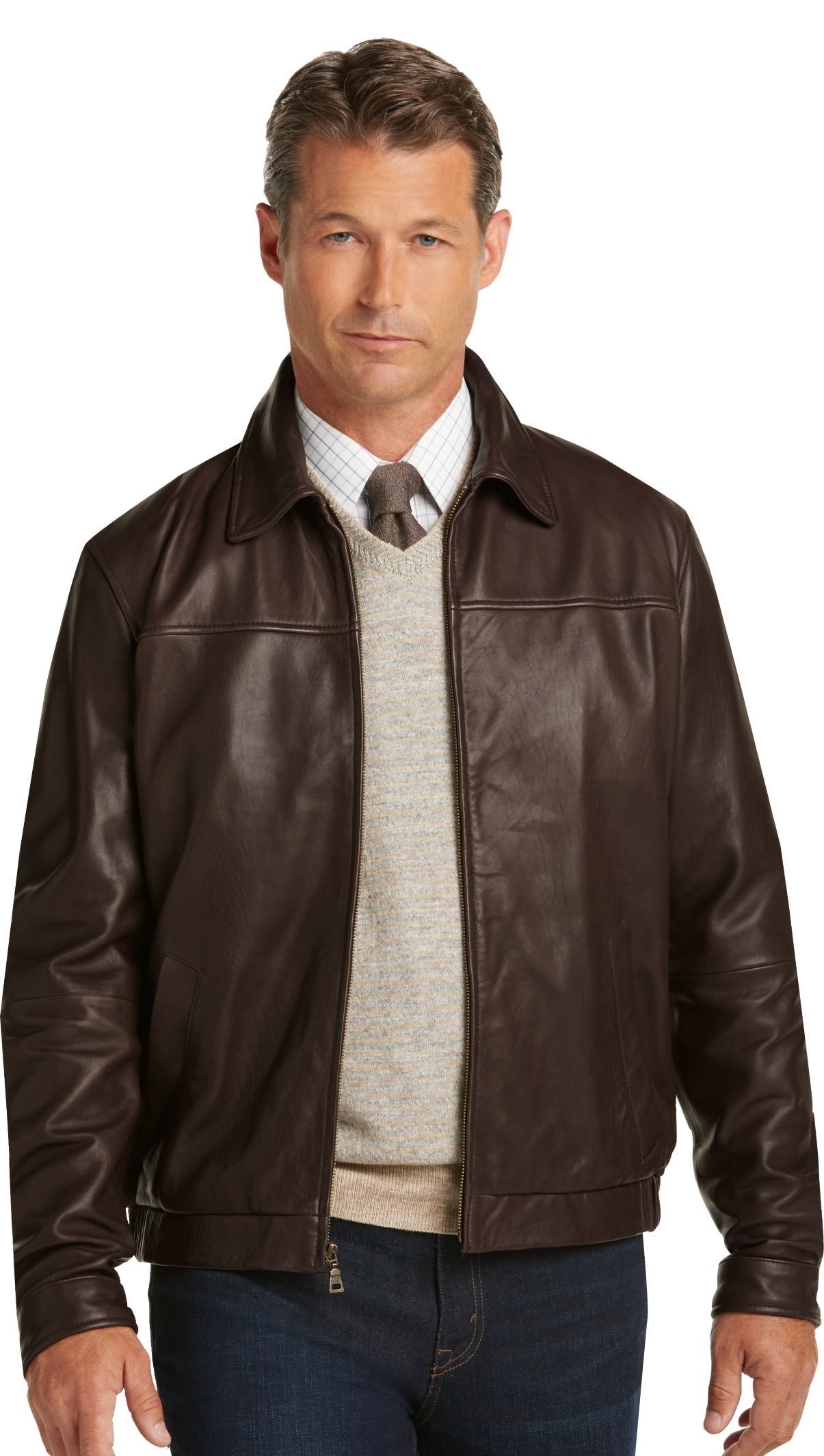 Men&39s Leather Jackets &amp Bomber Jackets | Men&39s Outerwear | JoS. A