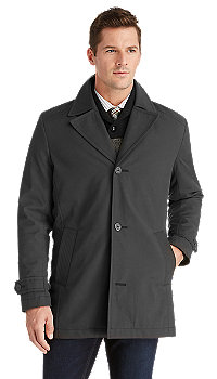 Executive Collection 3/4 Length Car Coat