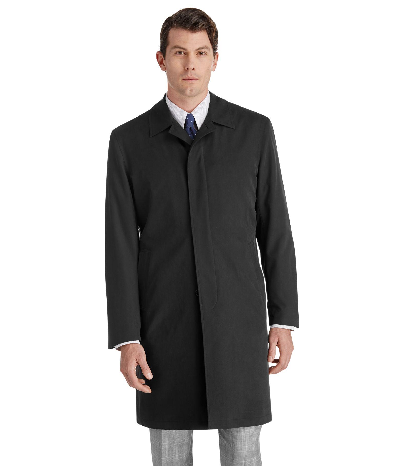 Men's Raincoats & Trenchcoats | Men's Outerwear | JoS. A. Bank ...