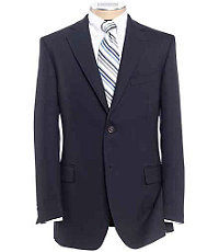 Joseph 2 Button Navy Blazer