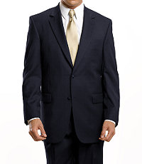 Signature 2-Button Wool Suit
