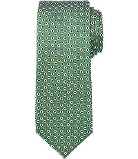 New 1930s Mens Fashion Ties Executive Collection Bright Dot Tie $49.50 AT vintagedancer.com