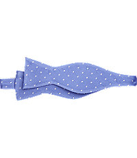 History of 1920s Mens Ties, Neckties, Bowties Classic Collection Dot Bow Tie $11.98 AT vintagedancer.com