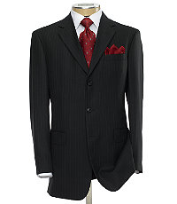 Executive 3-Button Wool Suit
