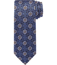 History of 1920s Mens Ties, Neckties, Bowties Signature Collection Deco Medallion Tie $79.50 AT vintagedancer.com