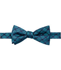 1905 Collection Plaid Bow Tie