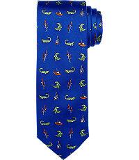 1905 Collection Crocodile Tie
