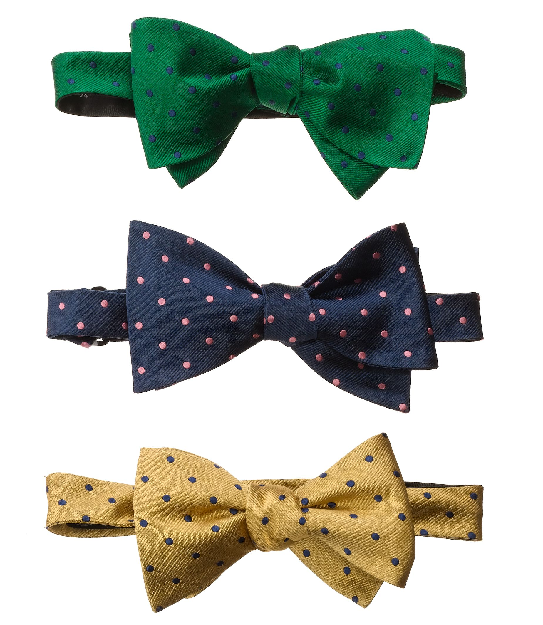 Dot Bow Tie £39.16 AT vintagedancer.com