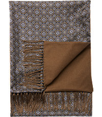 Men's Sale, Jos. A. Bank Silk & Wool Scarf - Jos A Bank