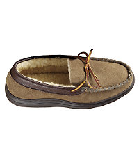 Jos. A. Bank Suede Mocassin Slipper