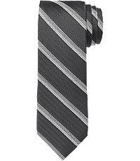 New 1940s Men's Ties, Neckties, Pocket Squares 1905 Herringbone Stripe Tie CLEARANCE $29.98 AT vintagedancer.com