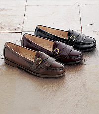 Pinch Buckle Shoe by Cole Haan